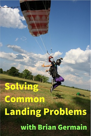 Solving common parachute landing problems